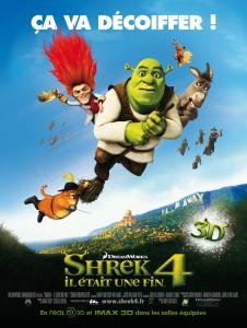 Shrek 4 affiche