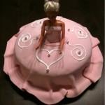 Gâteau de Princesse en Pâte à sucre (Recette)