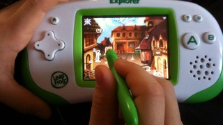 Leapster Explorer Jeu Disney Princess