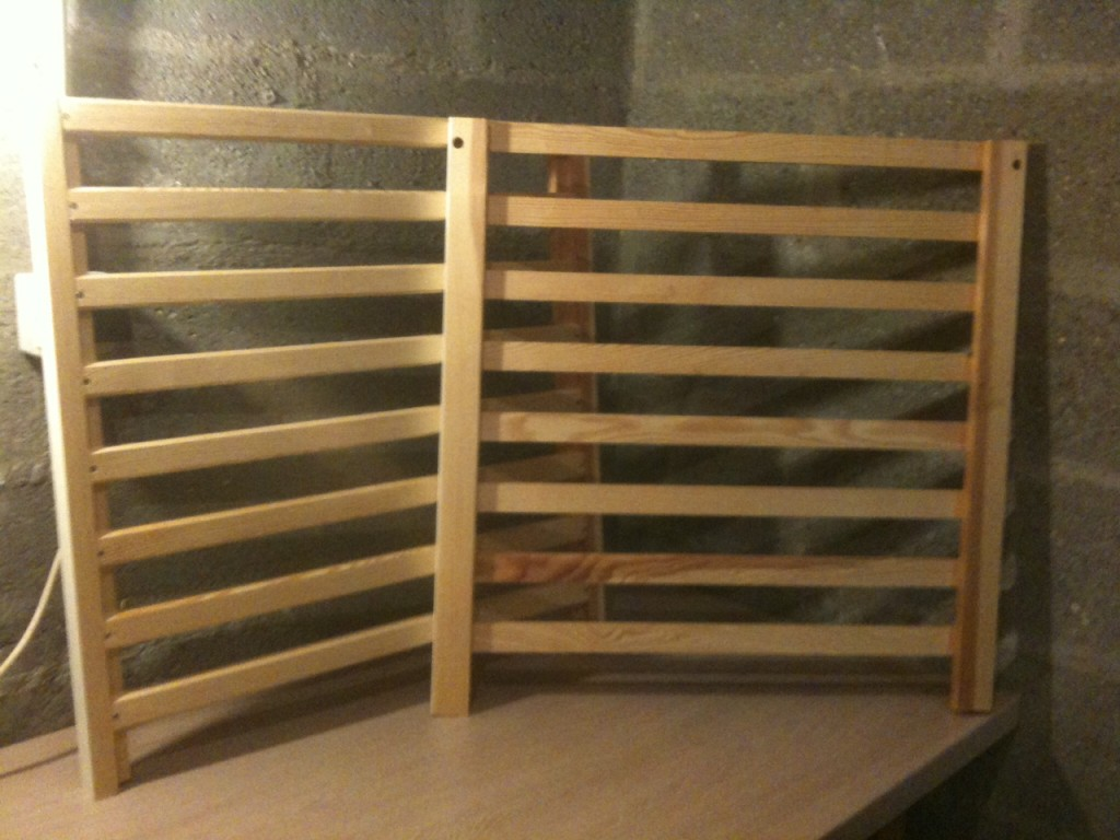 papa blogueur et papa bricoleur le lit de poup es. Black Bedroom Furniture Sets. Home Design Ideas