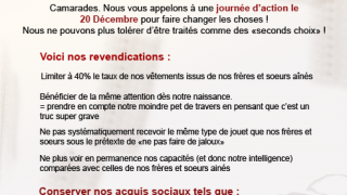 Tract CFDT