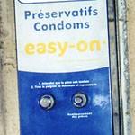 Distributeur Préservatifs