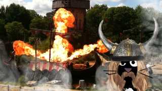 Till Vikings Puy du fou