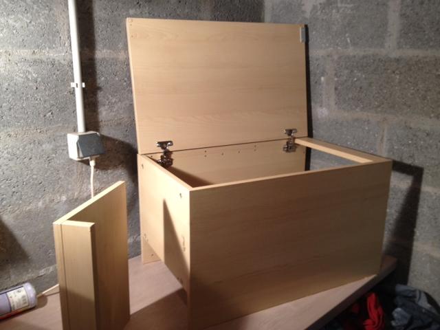 Avis Coffre à jouets Apa Ikea  Chambre bébé  Puériculture  Avis de Mamans
