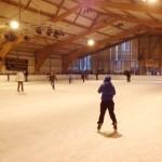 La patinoire de l'extrême