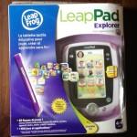 Test vidéo : Tablette LeapPad Explorer de LeapFrog