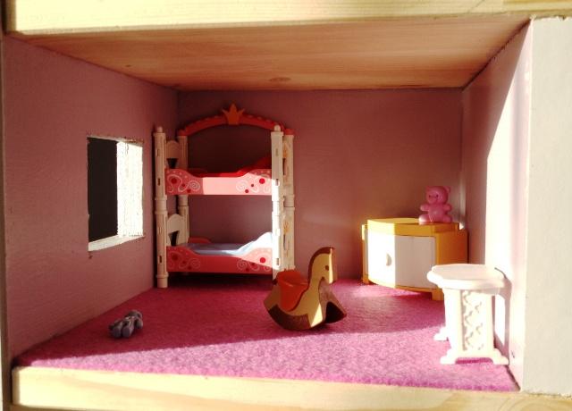 Papa blogueur et papa bricoleur la maison playmobil - Playmobil chambre enfant ...