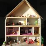Papa Blogueur et Papa Bricoleur : La Maison Playmobil !