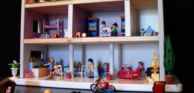 papa blogueur et papa bricoleur la maison playmobil. Black Bedroom Furniture Sets. Home Design Ideas