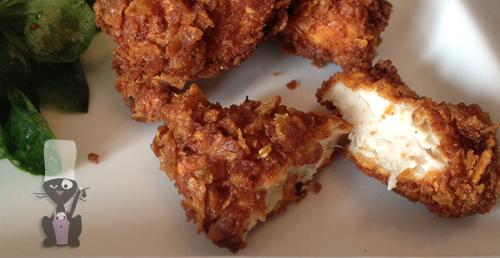 Ma recette de poulet fa on kfc - Comment cuisiner un reste de poulet ...