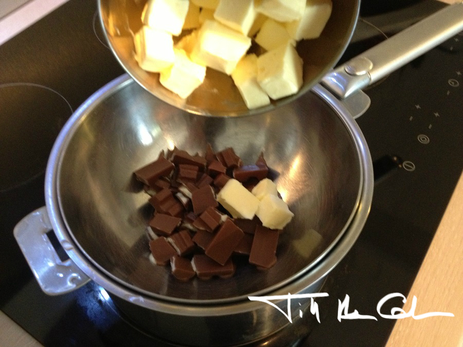 Etonnant Chocolat Au Bain Marie #5: Tournez ...