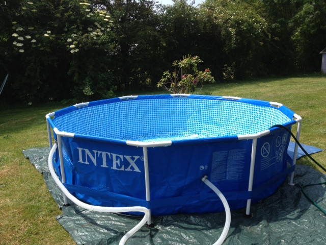 Piscine gonflable tubulaire for Piscine tubulaire