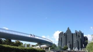 Futuroscope vue architecture