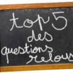 Top 5 des Questions relous posées à nos enfants le jour de l...