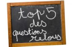 Tableau questions relous