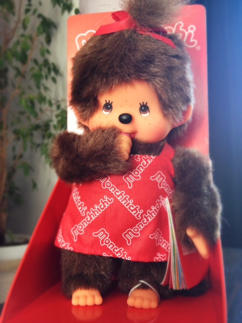 Monchhichi till the Cat