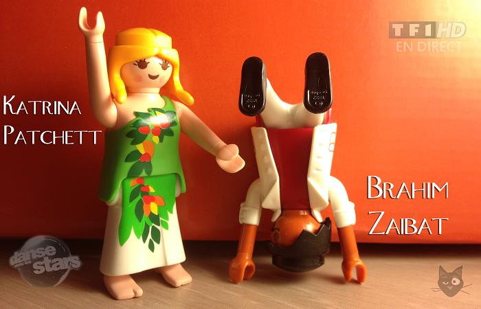 Brahim Zaibat et Katrina - Danse avec les Stars