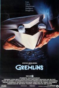 Gremlins affiche