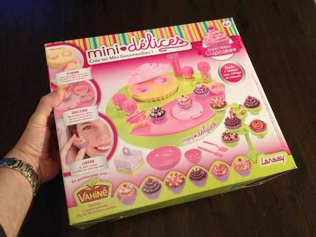 Atelier Cupcakes Mini délices