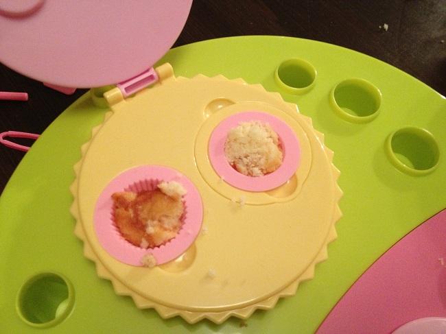 Atelier Mini délices moulage cupcakes