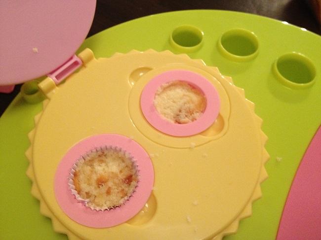 Cupcake moulé