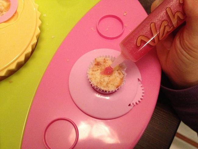 Assemblage cupcake Mini délices
