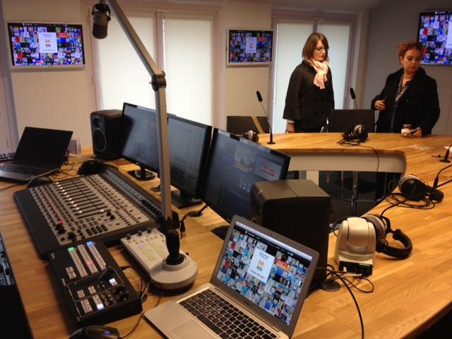 Les indés Radios Blogsonair Studio