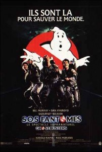 SOS Fantomes affiche