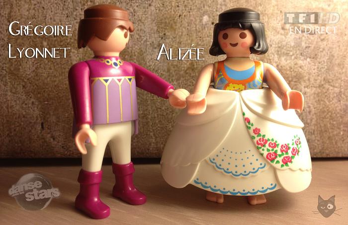 Alizée et Grégoire Lyonnet - Danse avec les Stars