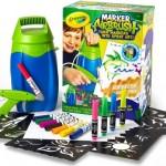 Test du Marker Airbrush Crayola