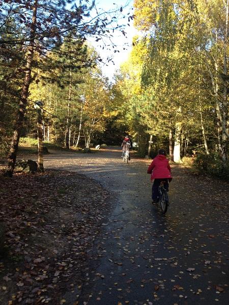 Center Parcs Bois Francs Vélo