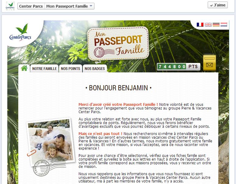 Passeport famille 2