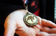 Médaille de Judo