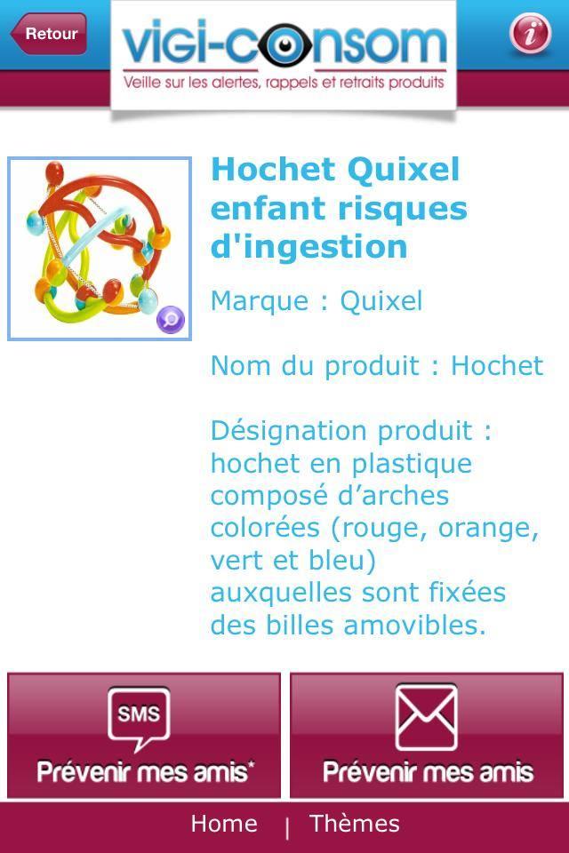 Vigiconsom Hochet