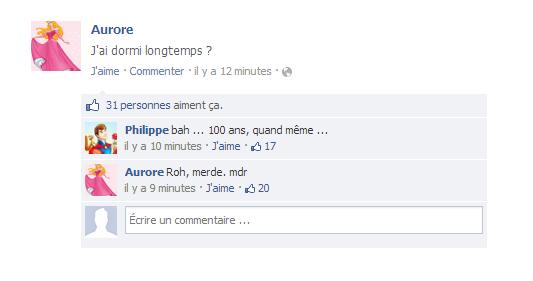 Facebook Aurore