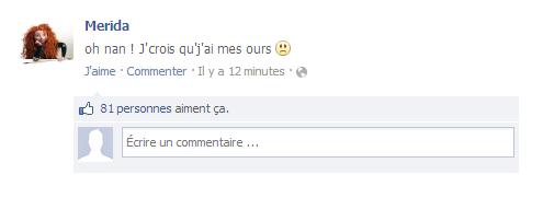 Facebook Merida