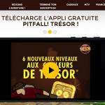 Pitfall TRESOR : Un voyage de 10 000€ à gagner avec Kellogg'...