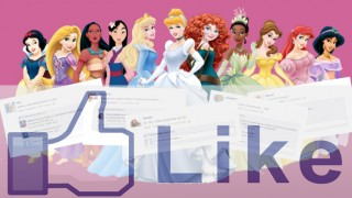 Princesses Facebook Bandeau