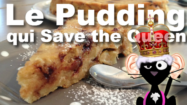 Pudding qui Save The Queen Intro