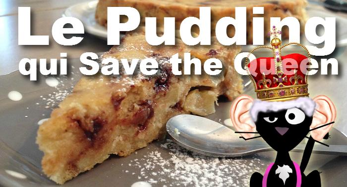 Pudding qui Save The Queen Intro