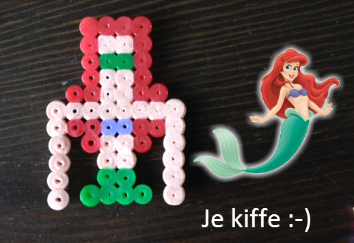 Ariel vs perles Hama