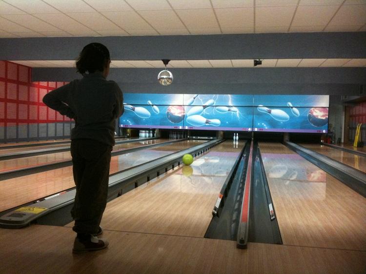 Bowling La Rosière
