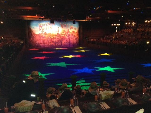 Buffalo Wild West Show