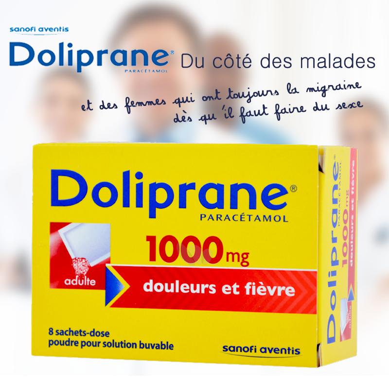 Doliprane Migraine