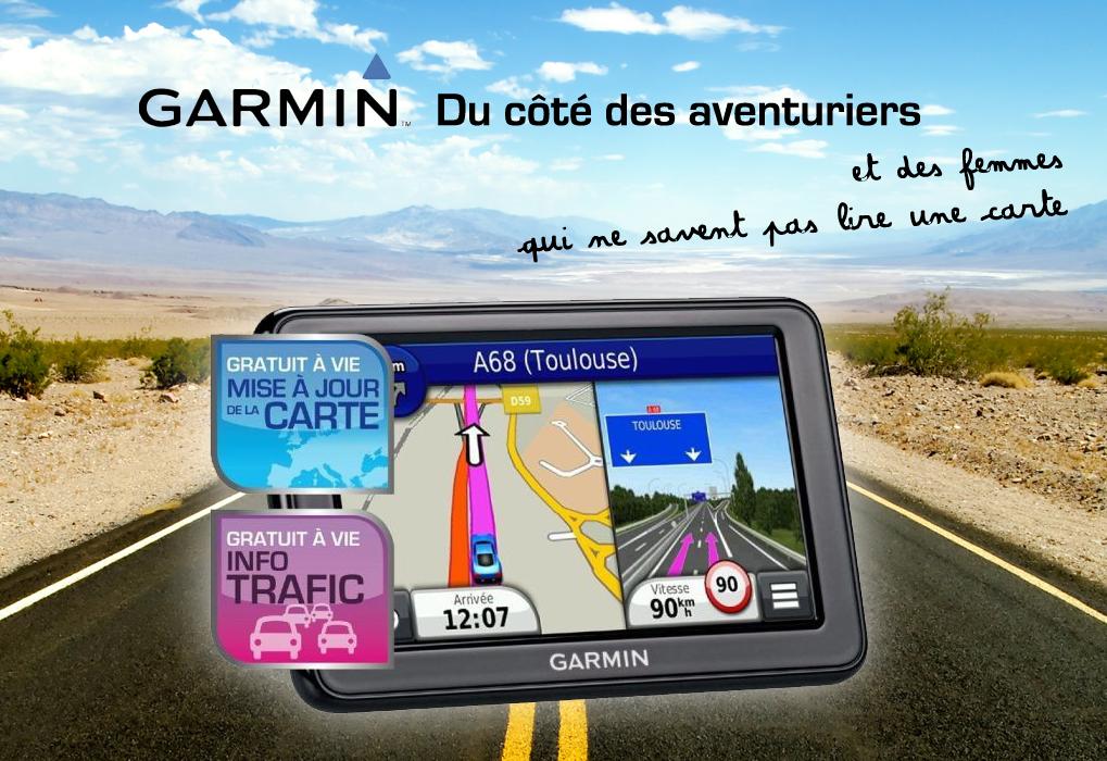 GPS Garmin femmes