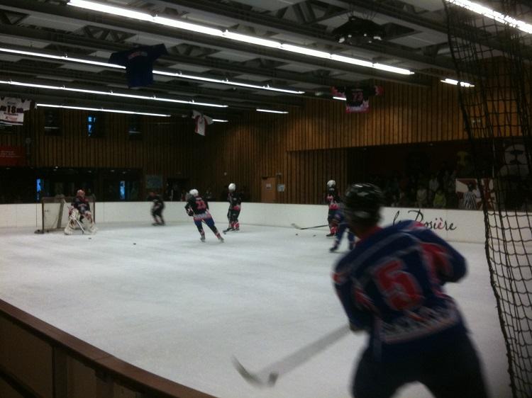 Matche Hockey La Rosière
