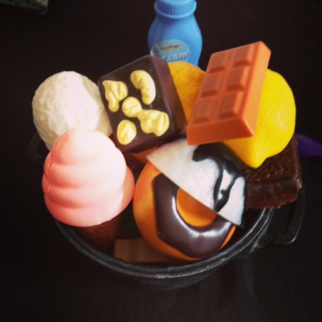 Mega dessert du Chef