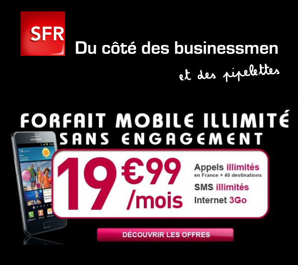 SFR Businessmen