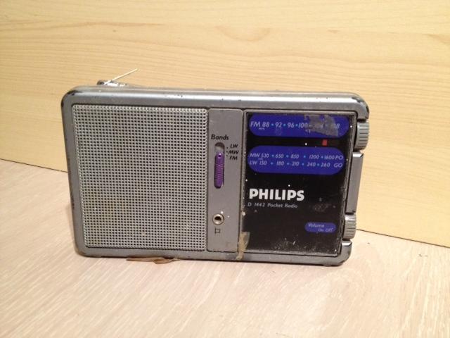 La radio de mon père