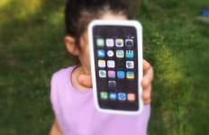 Iphone pour enfants photo une
